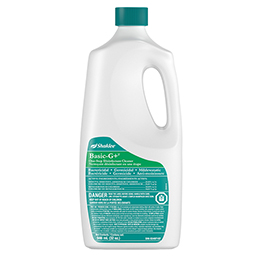 Basic-G+™ One-Step Disinfectant Cleaner