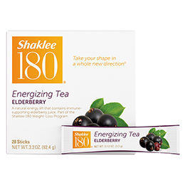 Elderberry Energizing Tea