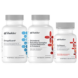 SmartHeart™ Cholesterol Regimen