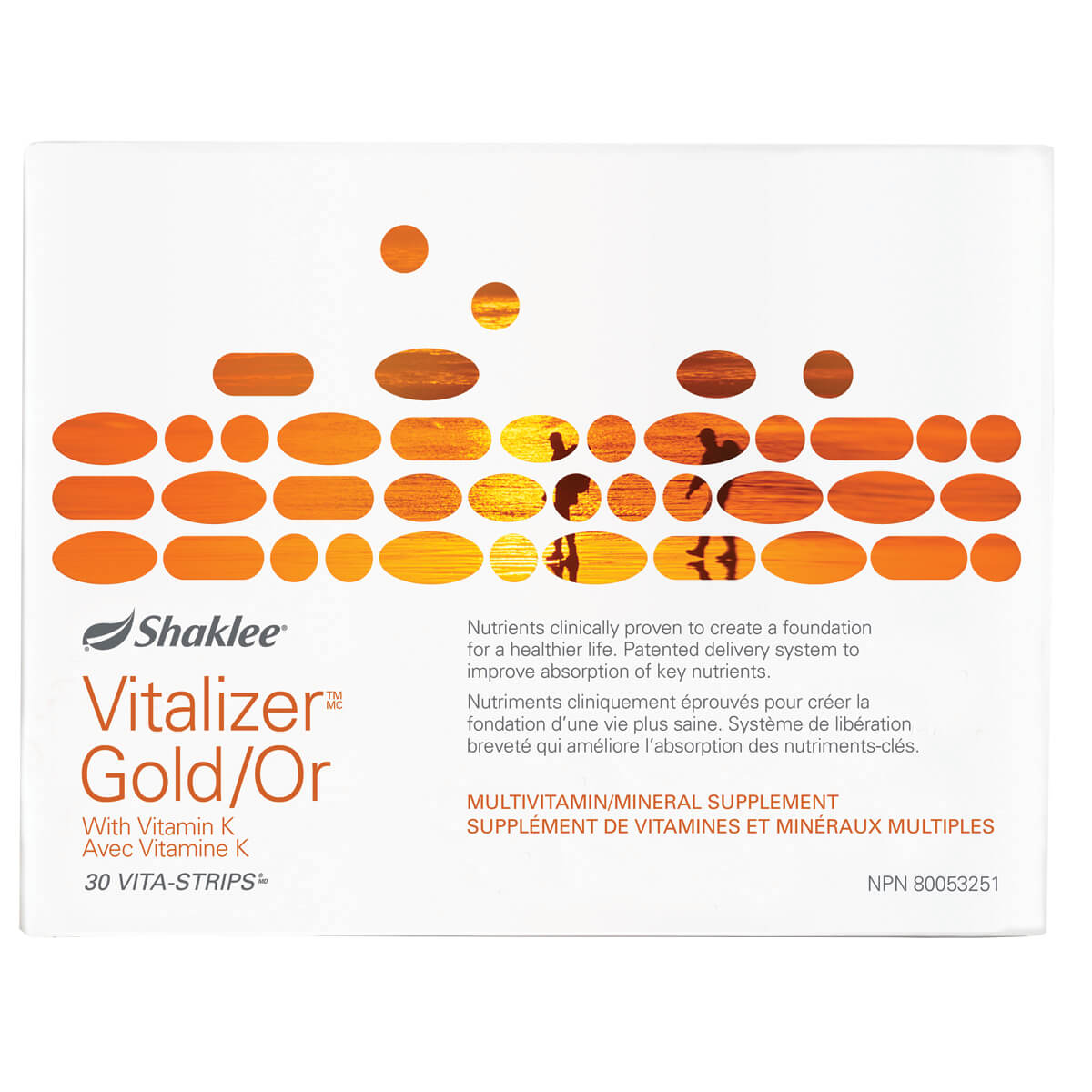 Vitalizer Gold With K Gold With Vitamin K Type Shaklee Ca Site