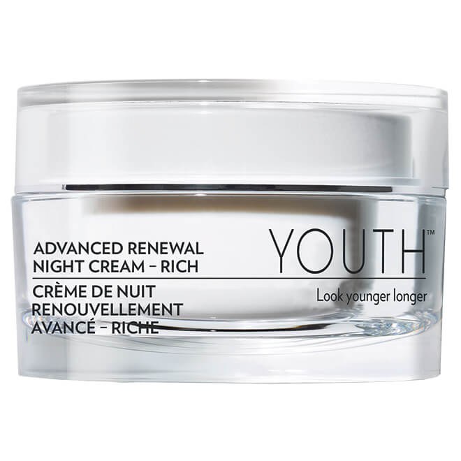 Advanced Renewal Night Cream Rich front